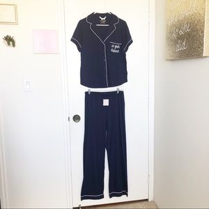 NWT Kate Spade New York In Your Dreams Pajama Set